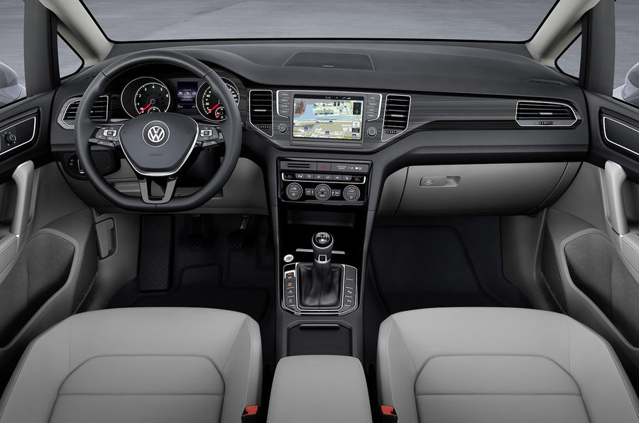 New Volkswagen Golf Plus previewed