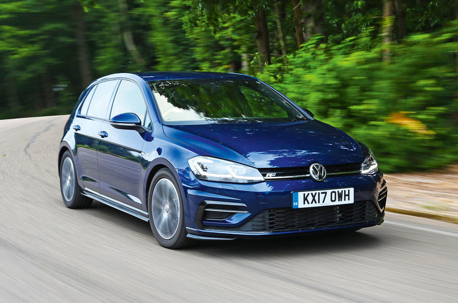 Volkswagon golf review