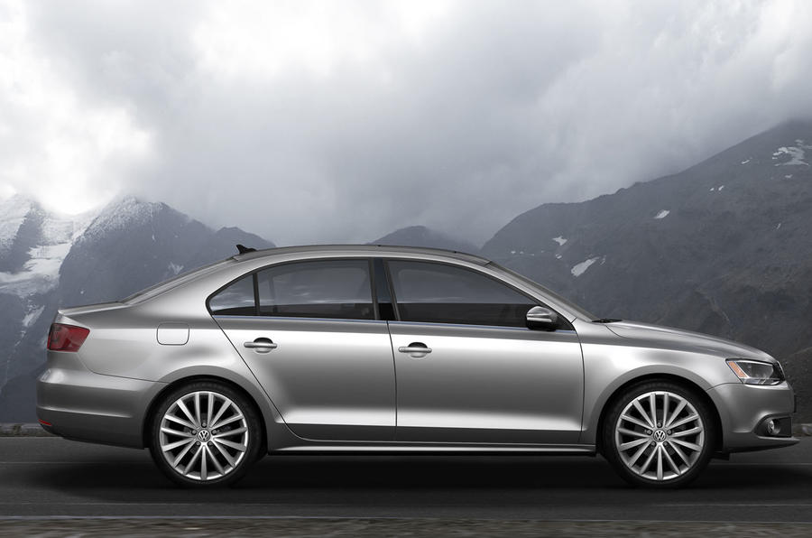 New VW Jetta launched