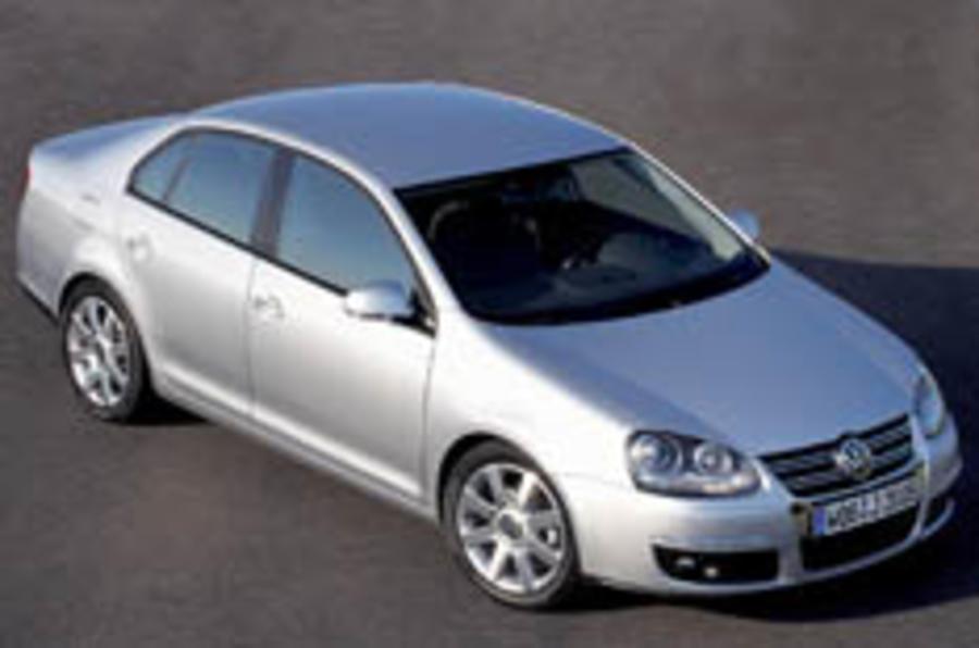 Volkswagen prepares the Jetta for Europe