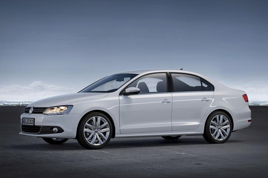 VW Jetta for Europe revealed