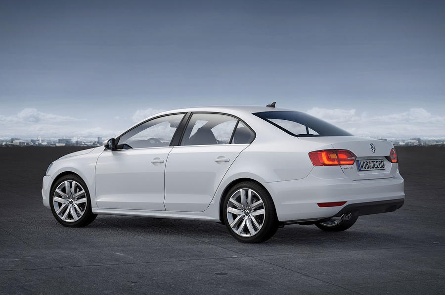 VW Jetta for Europe revealed | Autocar