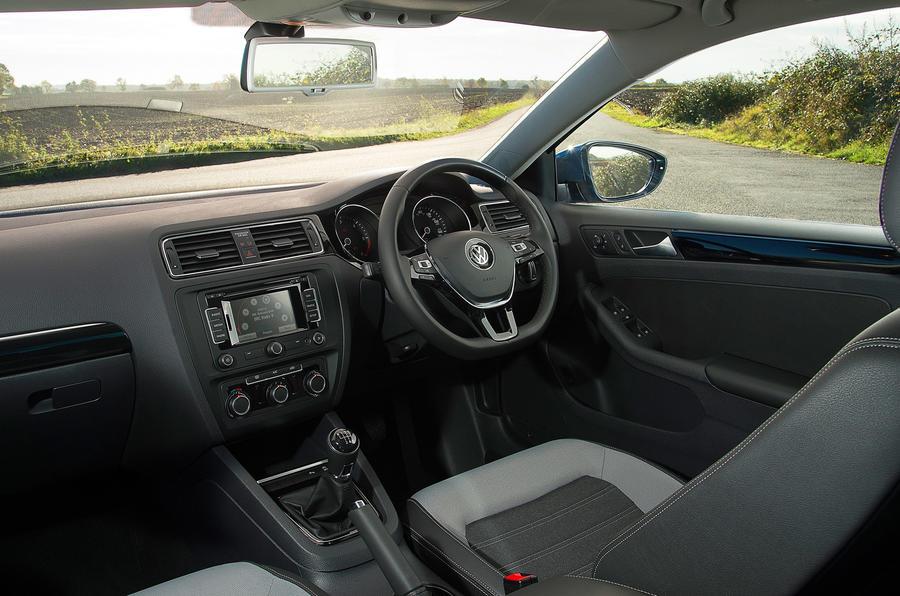 ... Volkswagen Jetta Interior ... Photo