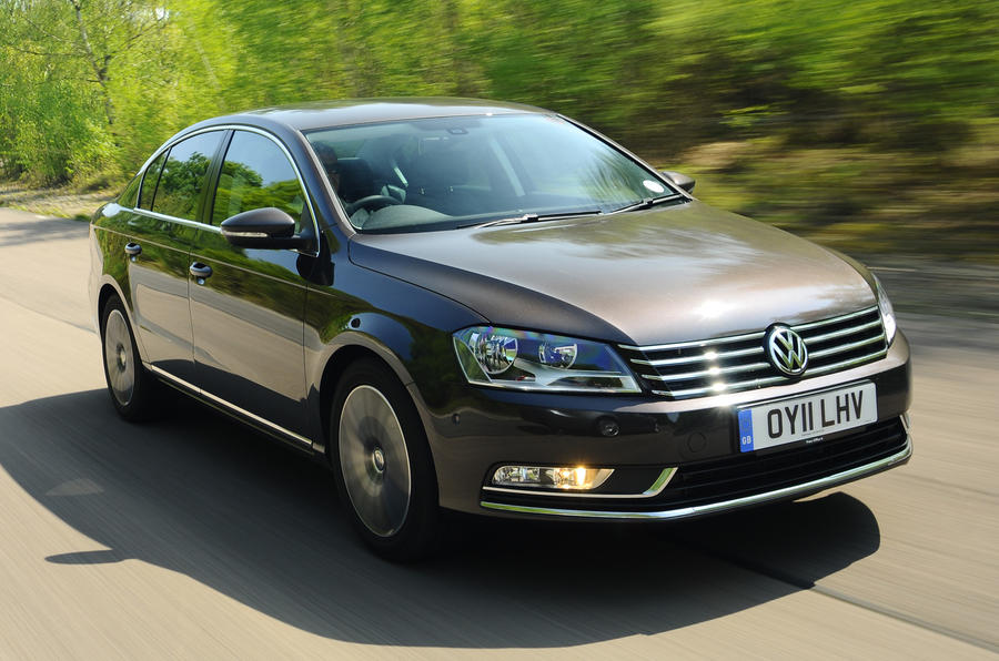 Volkswagen Passat 2011 2014 Review 2017 Autocar