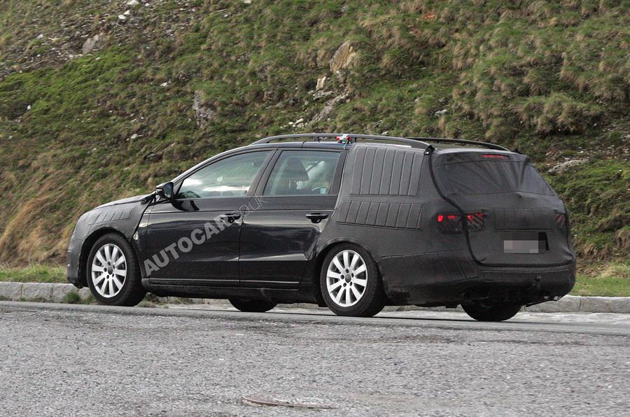 Paris motor show: VW Passat