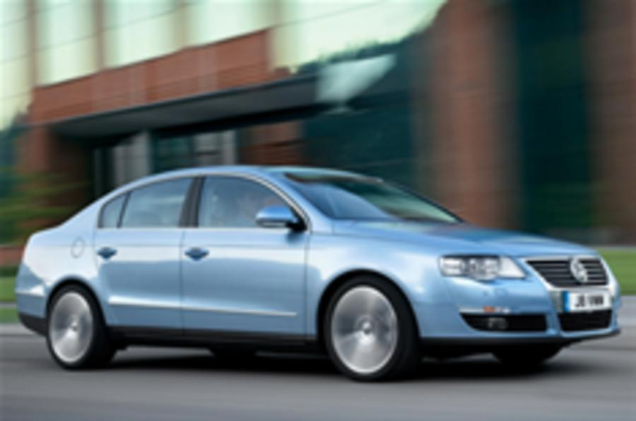 VW Passat takes the Highline