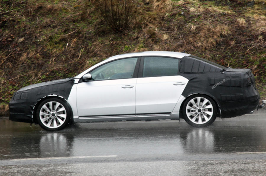 Next VW Passat 'to boost sales'