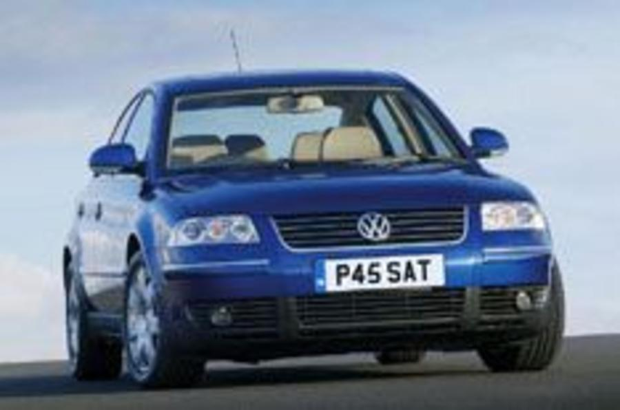 Passat gets Highline model for 2004