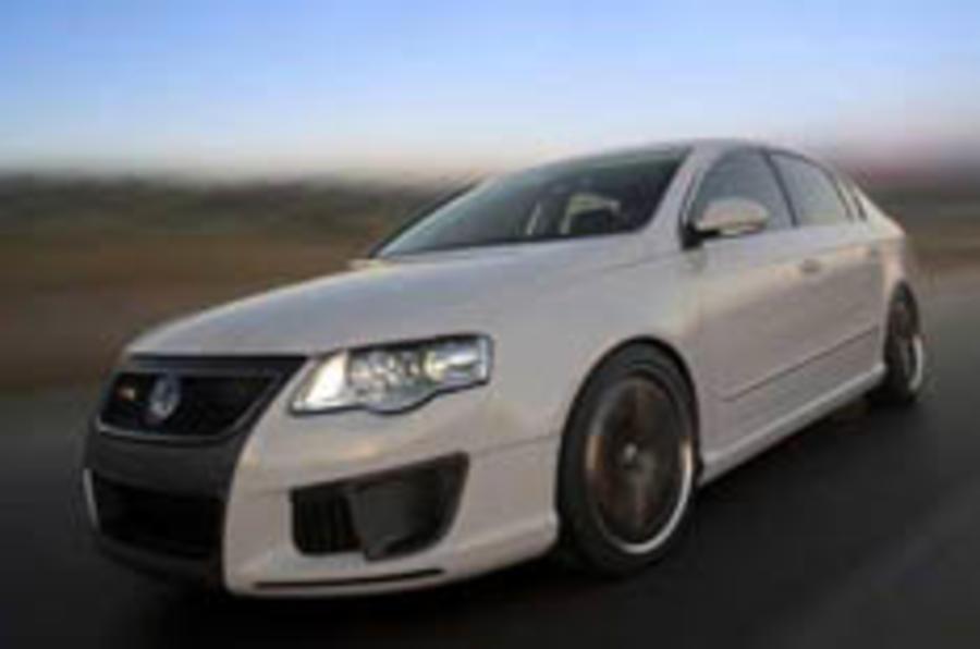 VW 'mods up' the Passat