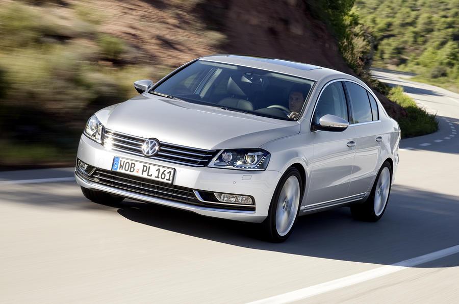VW: '10m sales by 2015'