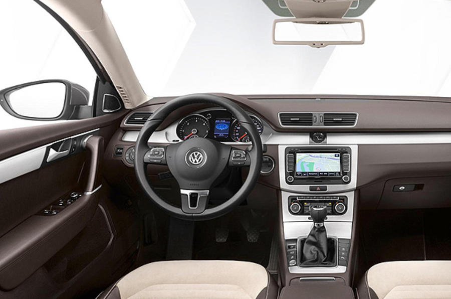 New VW Passat from £18,470