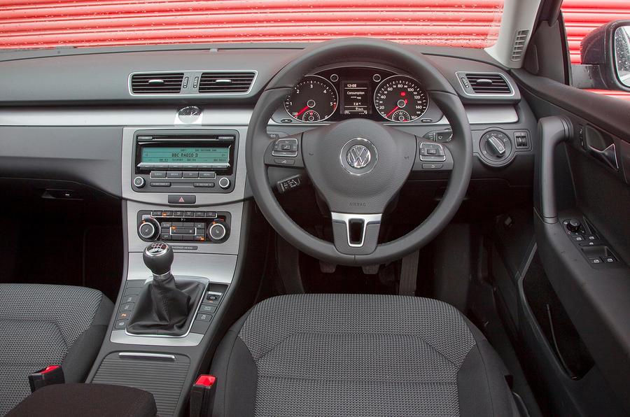 Captivating ... Volkswagen Passat Dashboard; Volkswagen Passat Interior ...