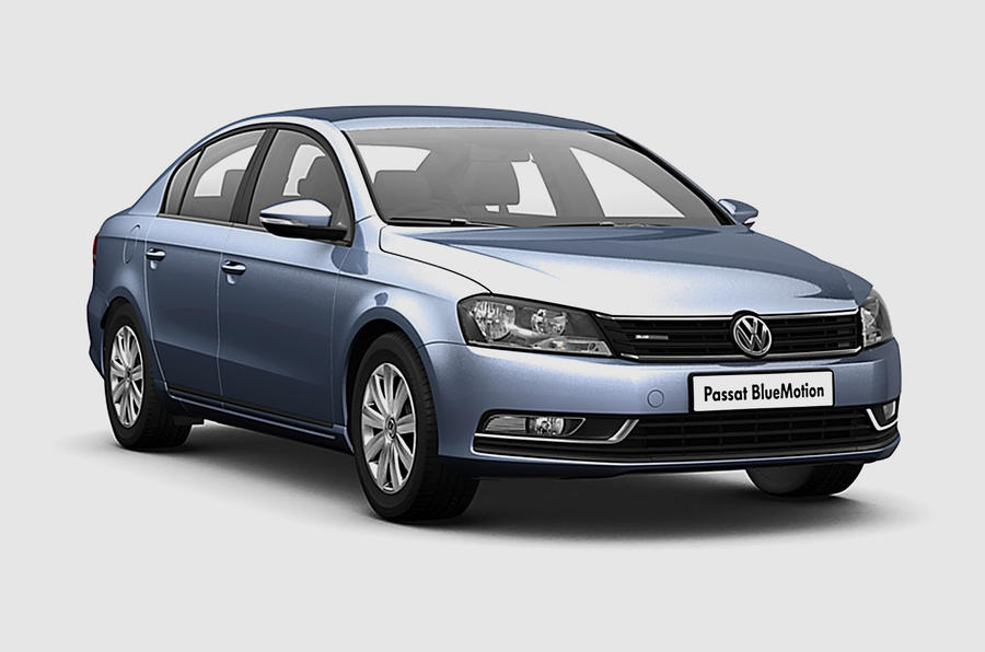 Passat BlueMotion does 68.9mpg