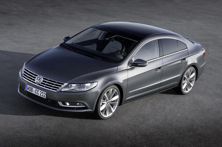 Name change for revised VW CC