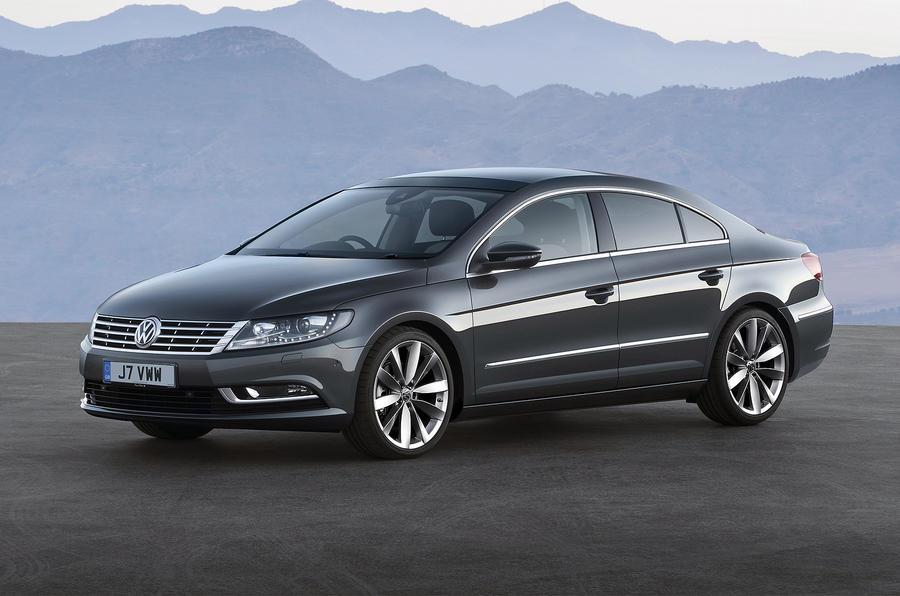 Volkswagen CC from £24,200