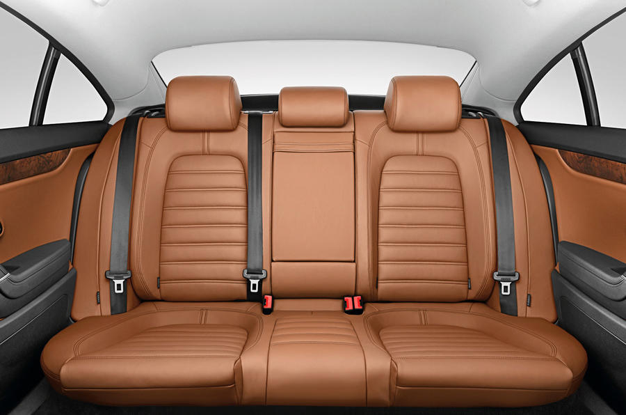 VW Passat CC gets an extra seat