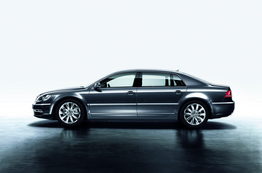VW to make a new Phaeton