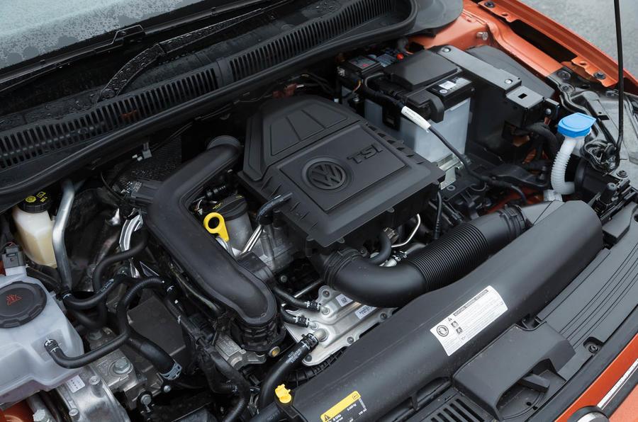 1.0-litre TSI Volkswagen Polo engine
