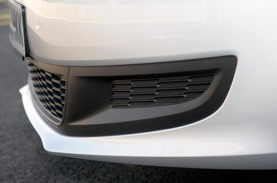 Volkswagen Polo front spoiler