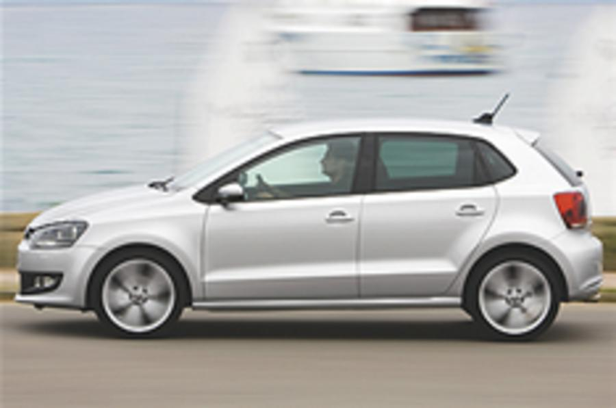 Frankfurt update: new VW Polo GTi