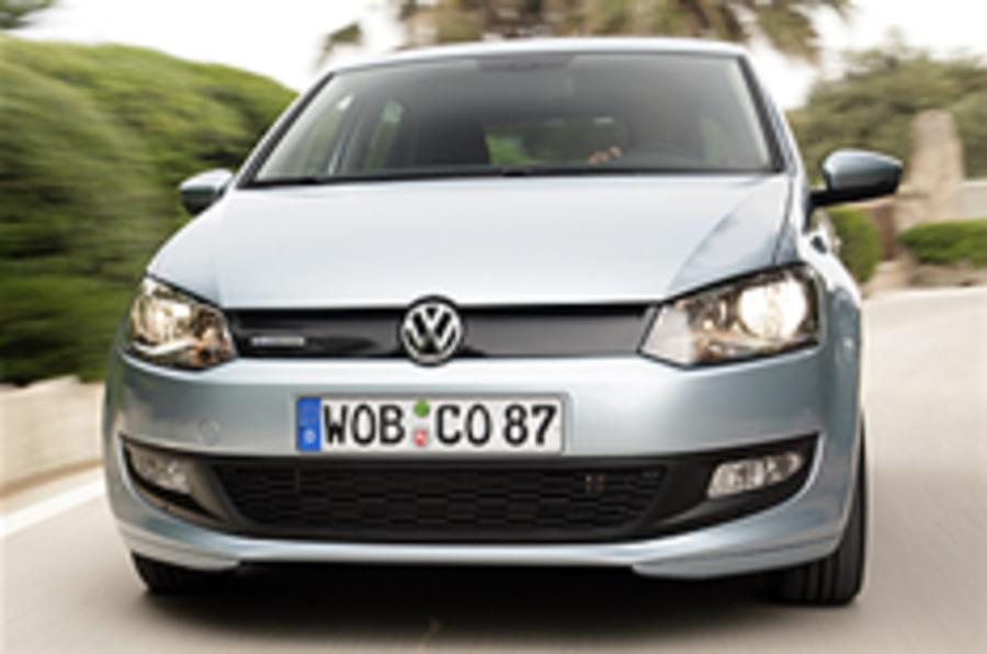 VW Polo mini-MPV plans revealed