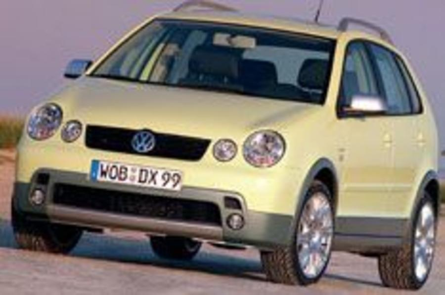 VW gets streetwise with beefed up Polo