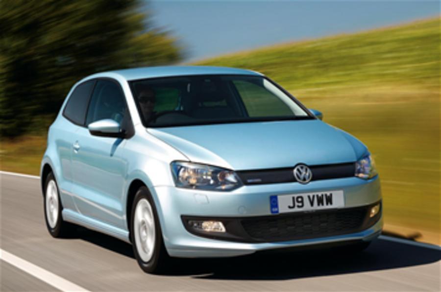 Eco VW Polo emits 91g/km