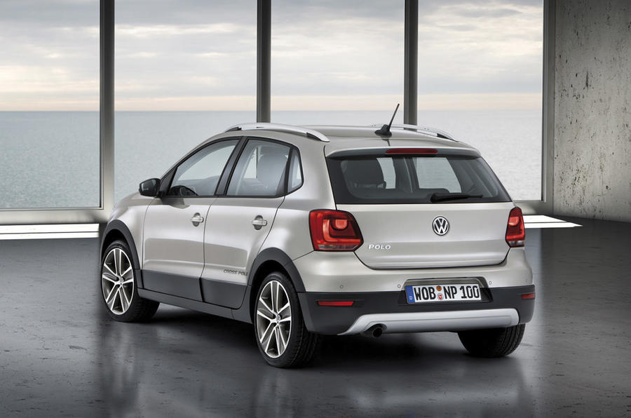 VW Cross Polo - show pics