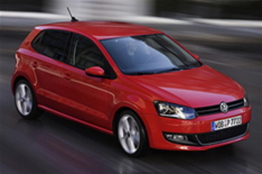 New VW Polo prices