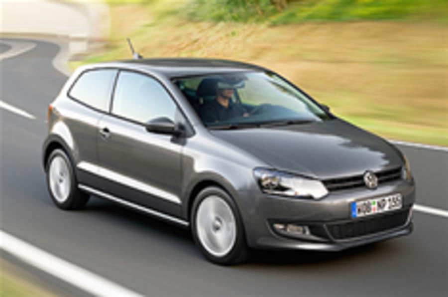 Frankfurt motor show: VW Polo 3dr
