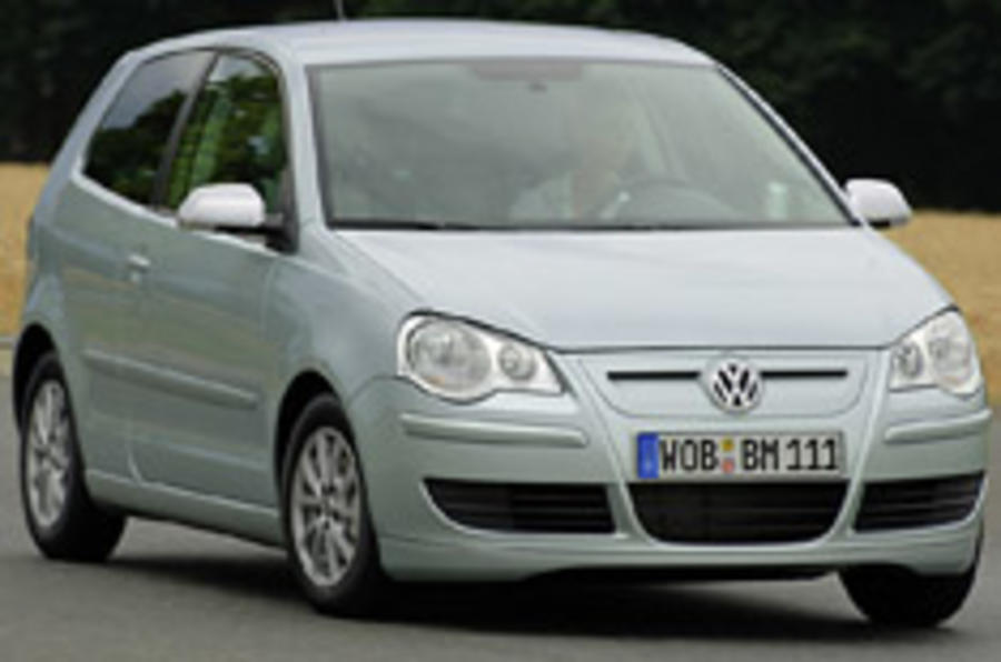 Polo Bluemotion will be tax-free