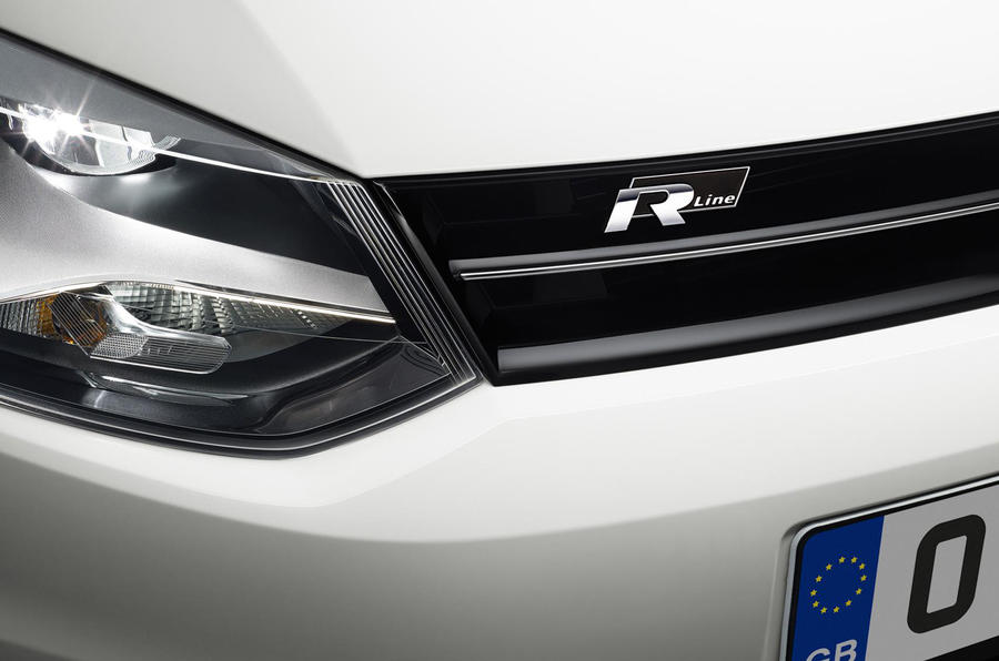 VW Polo R Line from £15,195