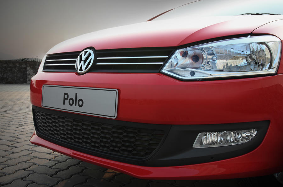 VW Polo racer shown off
