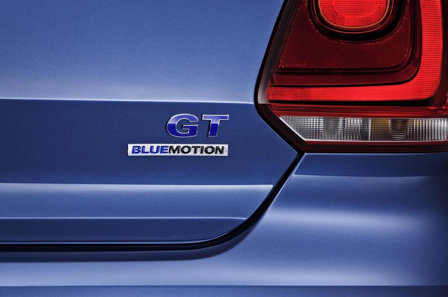 Geneva show: VW Polo Blue GT