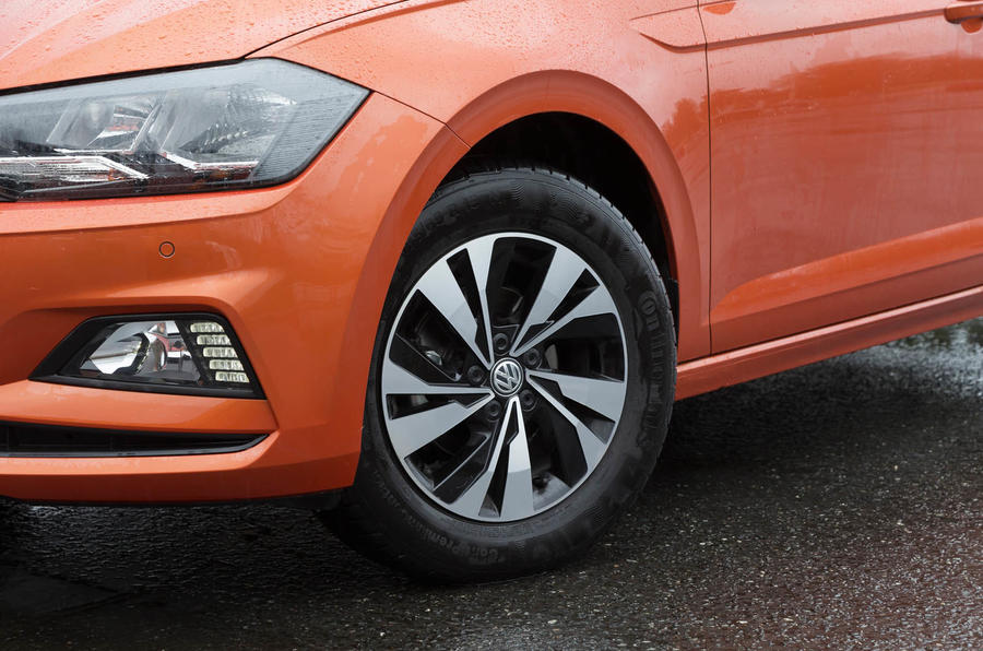 Volkswagen Polo alloy wheels
