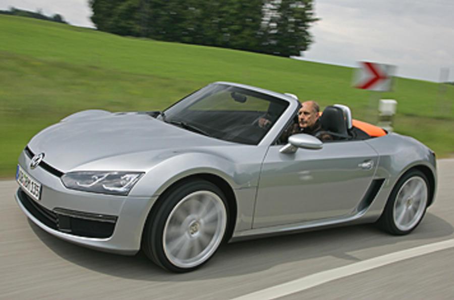 VW Blue Sport's future uncertain