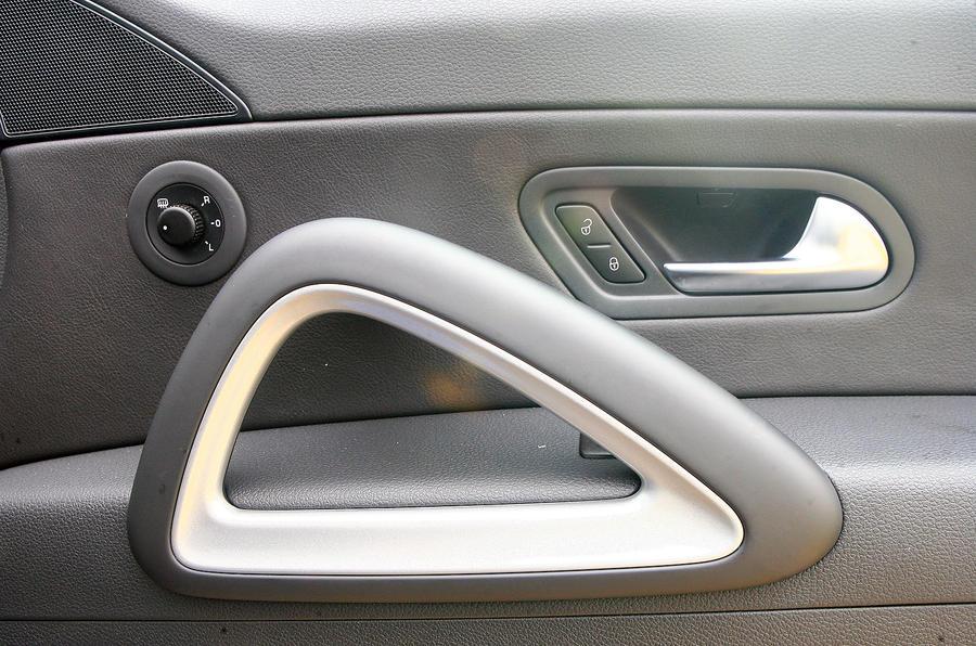 Volkswagen Scirocco door pulls
