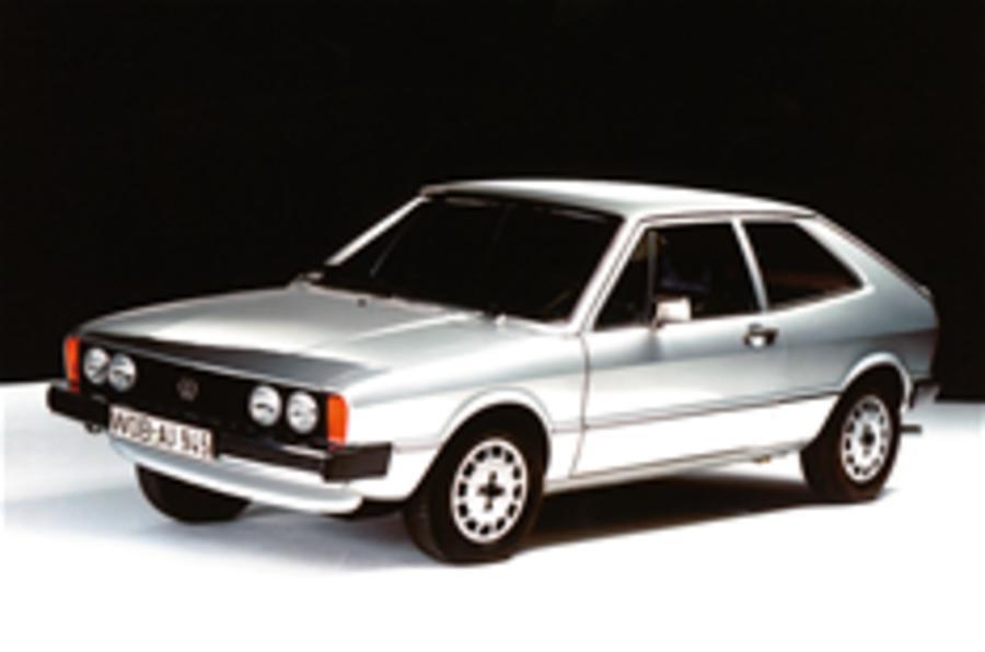 Vw Scirocco History In Pics Autocar