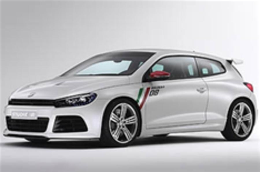 Concept hints at fast Scirocco