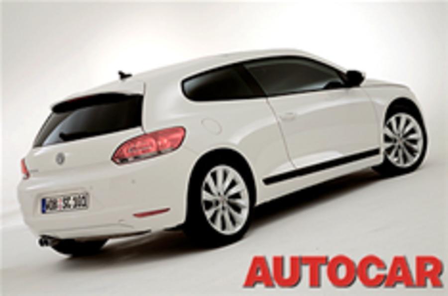Full details: VW Scirocco