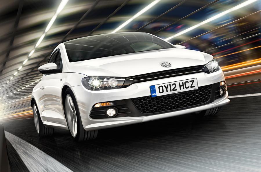 Volkswagen Scirocco under £20k