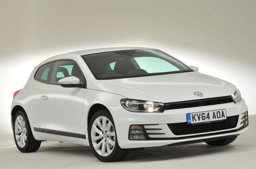 volkswagen scirocco review 2017 autocar. Black Bedroom Furniture Sets. Home Design Ideas