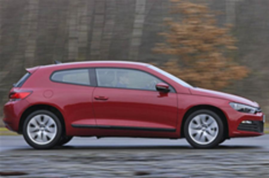 New entry-level VW Scirocco