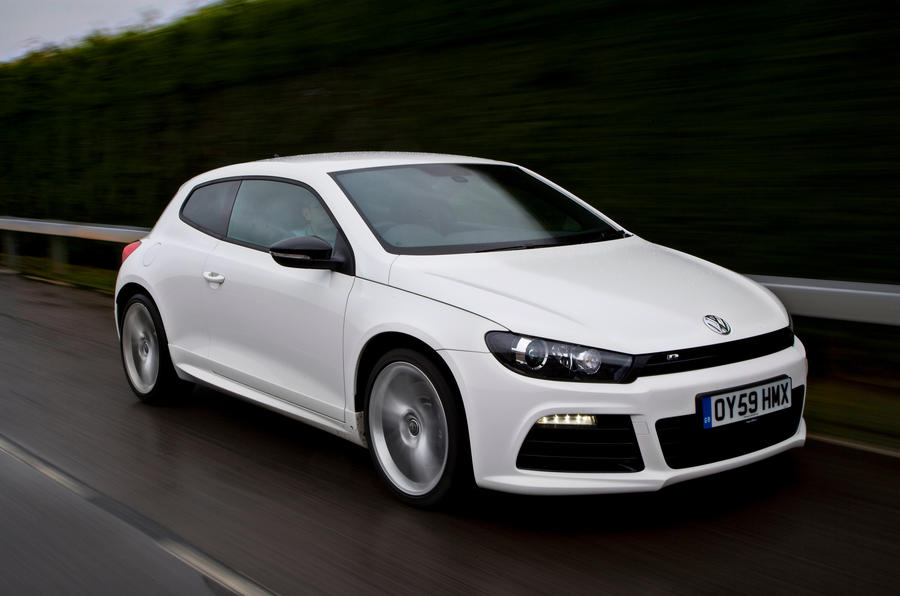 volkswagen scirocco r review autocar. Black Bedroom Furniture Sets. Home Design Ideas