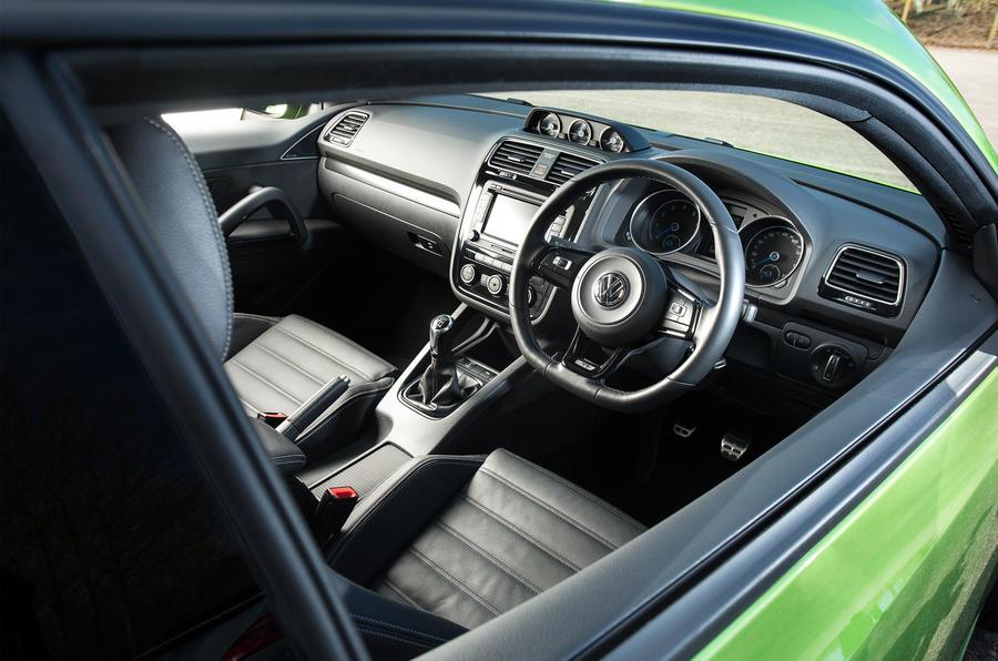 Volkswagen Scirocco R Review 2017 Autocar