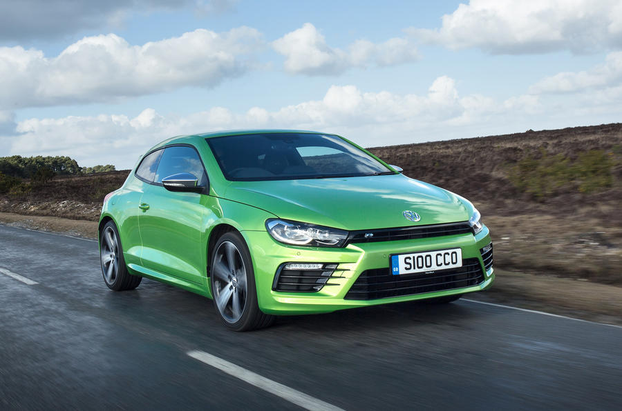 volkswagen scirocco r review 2017 autocar. Black Bedroom Furniture Sets. Home Design Ideas