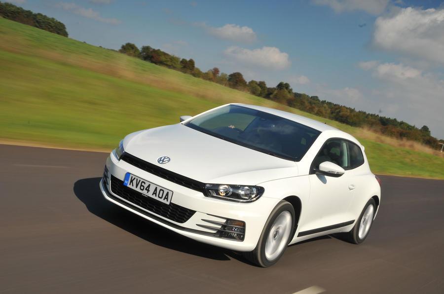 Volkswagen Scirocco Review 2017  Autocar