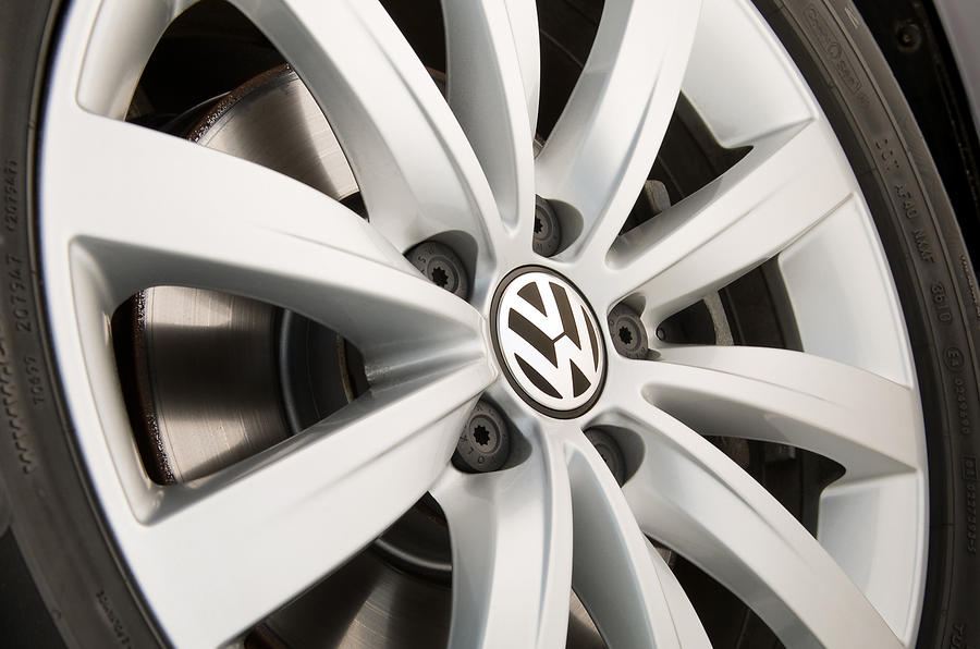 Volkswagen Sharan alloy wheels