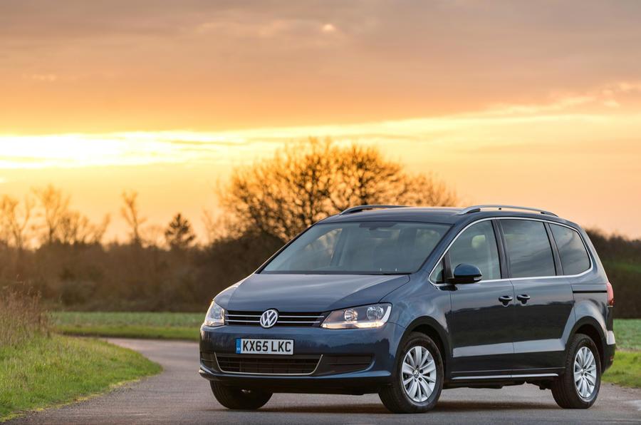 3.5 star Volkswagen Sharan