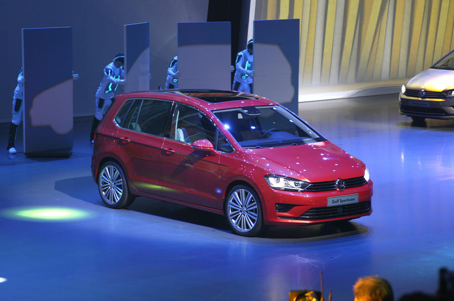 Volkswagen readies new design language